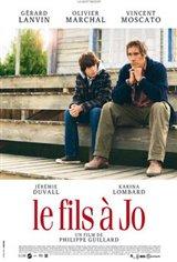 Le fils à Jo Large Poster