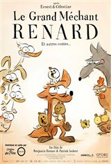 Le grand méchant renard et autres contes Movie Poster