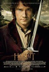 Le Hobbit : Un voyage inattendu Affiche de film