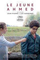 Le jeune Ahmed Affiche de film