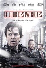Le jour des patriotes Affiche de film