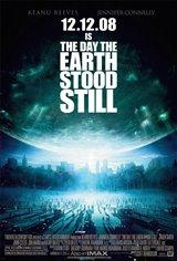Le jour où la terre s'arrêta Affiche de film