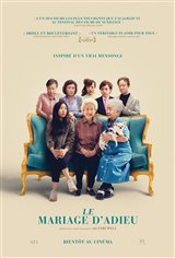Le mariage d'adieu (v.o.s.-t.f.) Affiche de film