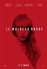 Le moineau rouge Movie Poster