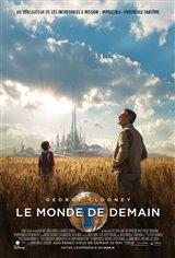 Le monde de demain Affiche de film