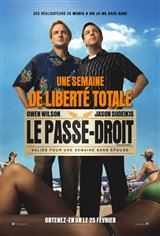 Le passe-droit Movie Poster