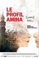 Le profil Amina Affiche de film