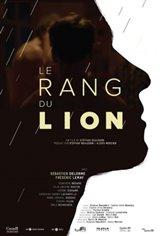 Le rang du lion Affiche de film