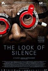Le regard du silence (v.o. indonésien, s.-t.f.) Affiche de film