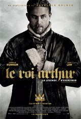 Le roi Arthur : La légende d'Excalibur Movie Poster