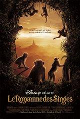 Le royaume des singes Affiche de film