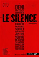 Le silence Movie Poster