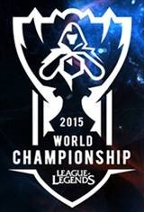 League of Legends World Championship Movie Poster