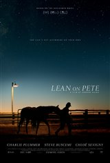 Lean on Pete (v.o.a.) Affiche de film