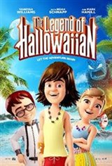 Legend of Hallowaiian Movie Poster