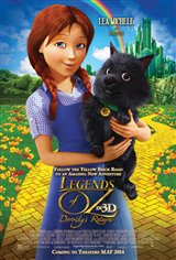 Legends of Oz: Dorothy's Return Movie Poster Movie Poster
