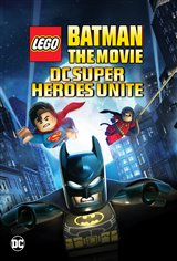 LEGO Batman: The Movie - DC Superheroes Unite Movie Poster