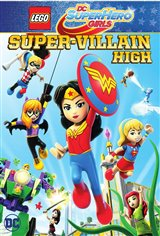 LEGO DC Super Hero Girls: Super-Villain High Affiche de film