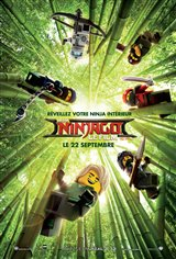 LEGO NINJAGO : Le film Movie Poster