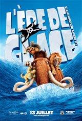 L'ère de glace : La dérive des continents Movie Poster
