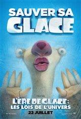 L'ère de glace : Les lois de l'univers Affiche de film