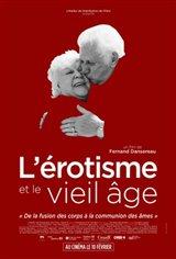 L'érotisme et le vieil âge Affiche de film