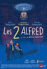Les 2 Alfred Affiche de film