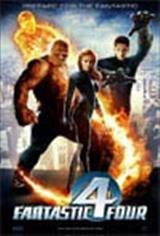 Les 4 fantastiques (2005) Affiche de film