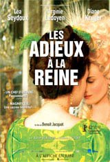 Les adieux à la reine Movie Poster