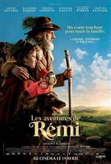 Les aventures de Rémi Movie Poster