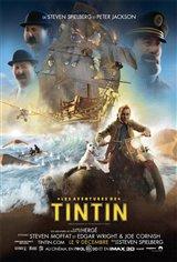 Les aventures de Tintin Movie Poster