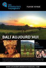 Les Aventuriers Voyageurs : Bali aujourd'hui Affiche de film