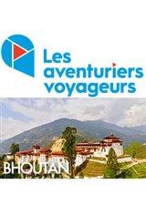 Les Aventuriers Voyageurs : Bhoutan - Pays d'une poésie hors du temps Affiche de film