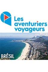Les Aventuriers Voyageurs : Brésil - Pépites vertes Large Poster