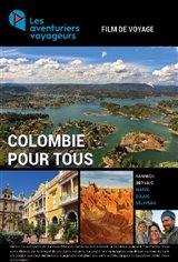Les Aventuriers Voyageurs - Colombie Affiche de film