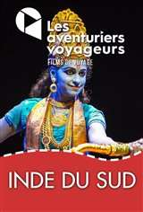 Les Aventuriers Voyageurs : Inde du Sud Affiche de film