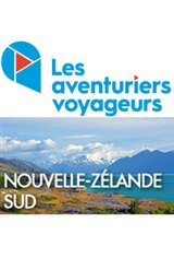 Les Aventuriers Voyageurs : Nouvelle-Zélande - Île du sud Large Poster