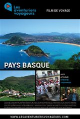 Les Aventuriers Voyageurs : Pays Basque Affiche de film