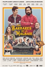 Les barbares de La Malbaie (v.o.f.) Movie Poster