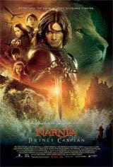Les Chroniques de Narnia: Le Prince Caspian Affiche de film