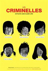 Les criminelles Movie Poster
