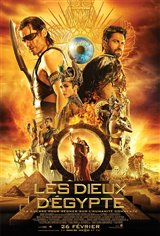 Les Dieux d'Égypte Affiche de film