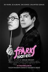 Les frères Sparks (v.o.a.s-t.f.) Movie Poster