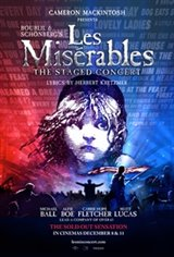 Les Misérables: The Staged Concert Movie Poster