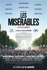 Les misérables (v.o.f.) Movie Poster