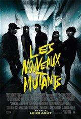 Les nouveaux mutants Movie Poster