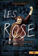 Les Rose Affiche de film