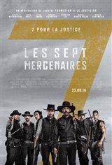 Les sept mercenaires Affiche de film