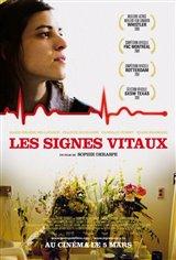 Les signes vitaux Movie Poster