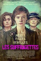 Les suffragettes Affiche de film